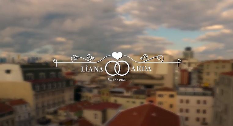 Arda & Liana Wedding – Trailer