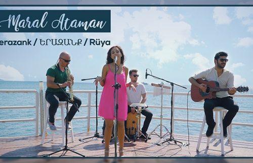 Yerazank / ԵՐԱԶԱՆՔ / Rüya Akustik Cover – Maral Ataman