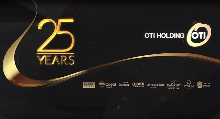 OTI Holding 25th Year Promotion Video