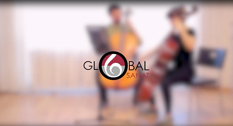 Global Sanat – Tanıtım Videosu