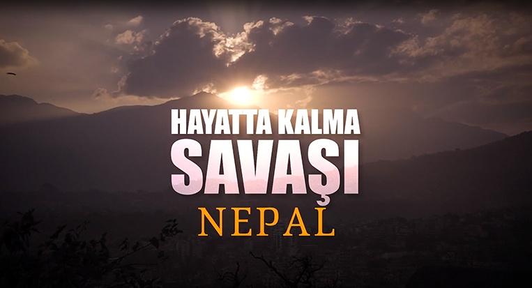 Hayatta Kalma Savaşı – Nepal