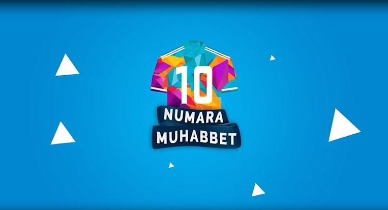 10 Numara Muhabbet