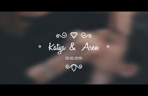 Katia & Aren Wedding – Trailer