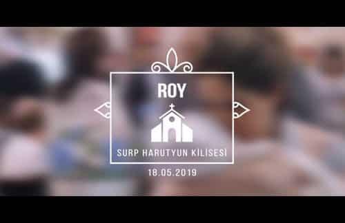 Roy Süner Baptizm – Trailer 1